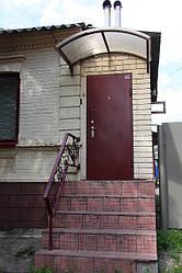 Дверь входня металлическая