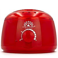 Воскоплав для депіляції Pro-Wax 100, червоний