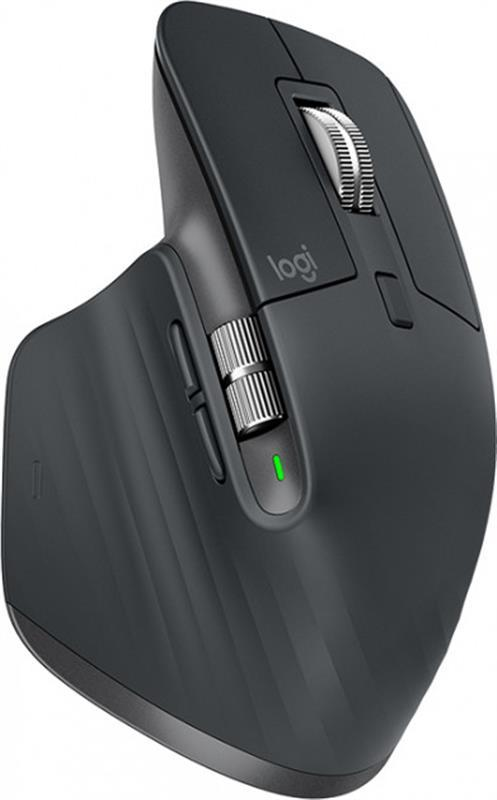 Миша Bluetooth+Wireless Logitech MX Master 3 (910-005694) Graphite