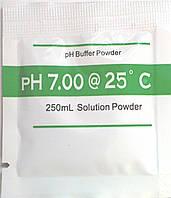 Калібрувальний розчин для ph-метри, pH 7.00 ( стандарт-титр ) Порошок на 250 мл.