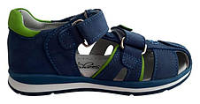 Босоножки Perlina 113BLUEZAKR Голубой, фото 2