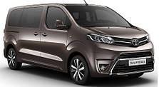 Защиты двигателя на Toyota ProAce (с 2017 --)