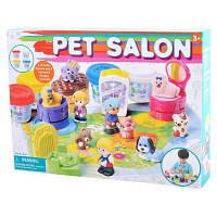 Набор для творчества PlayGo Салон домашних животных (8686) Набор для ліплення