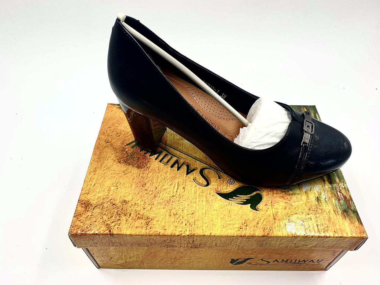 Женские туфли 36-41 (8 пар) 7 см