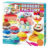 Набор для творчества PlayGo Фабрика десертов (8210) Набор для ліплення