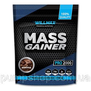 Гейнер Willmax Mass Gainer 2000 г