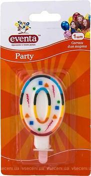 Свечи Для Торта Цифры 0 Best Party Евента EVENTA