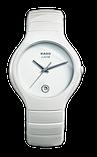 Стильные керамические часы Rado Jubile White Радо ЭЛИТ унисекс, фото 2
