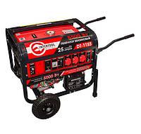 Генератор бензиновый 6 кВт  4-х тактный INTERTOOL DT-1155