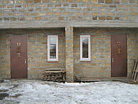 Двери входные бронированные, фото 1