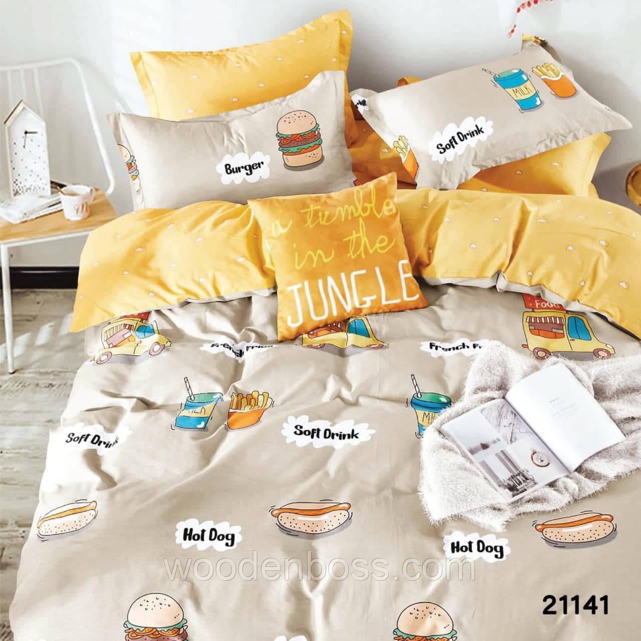 Подростковый комплект постельного белья 21141