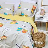 Подростковый комплект постельного белья 21141, фото 2