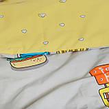Подростковый комплект постельного белья 21141, фото 3