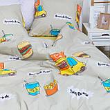 Подростковый комплект постельного белья 21141, фото 5