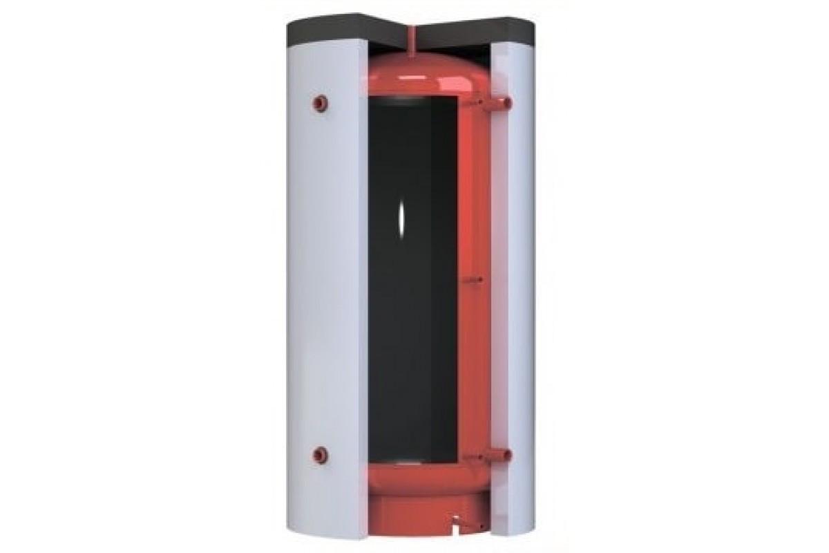 Акумулюючий бак без теплообмінника ТАО 4000 Kronas з утеплювачем