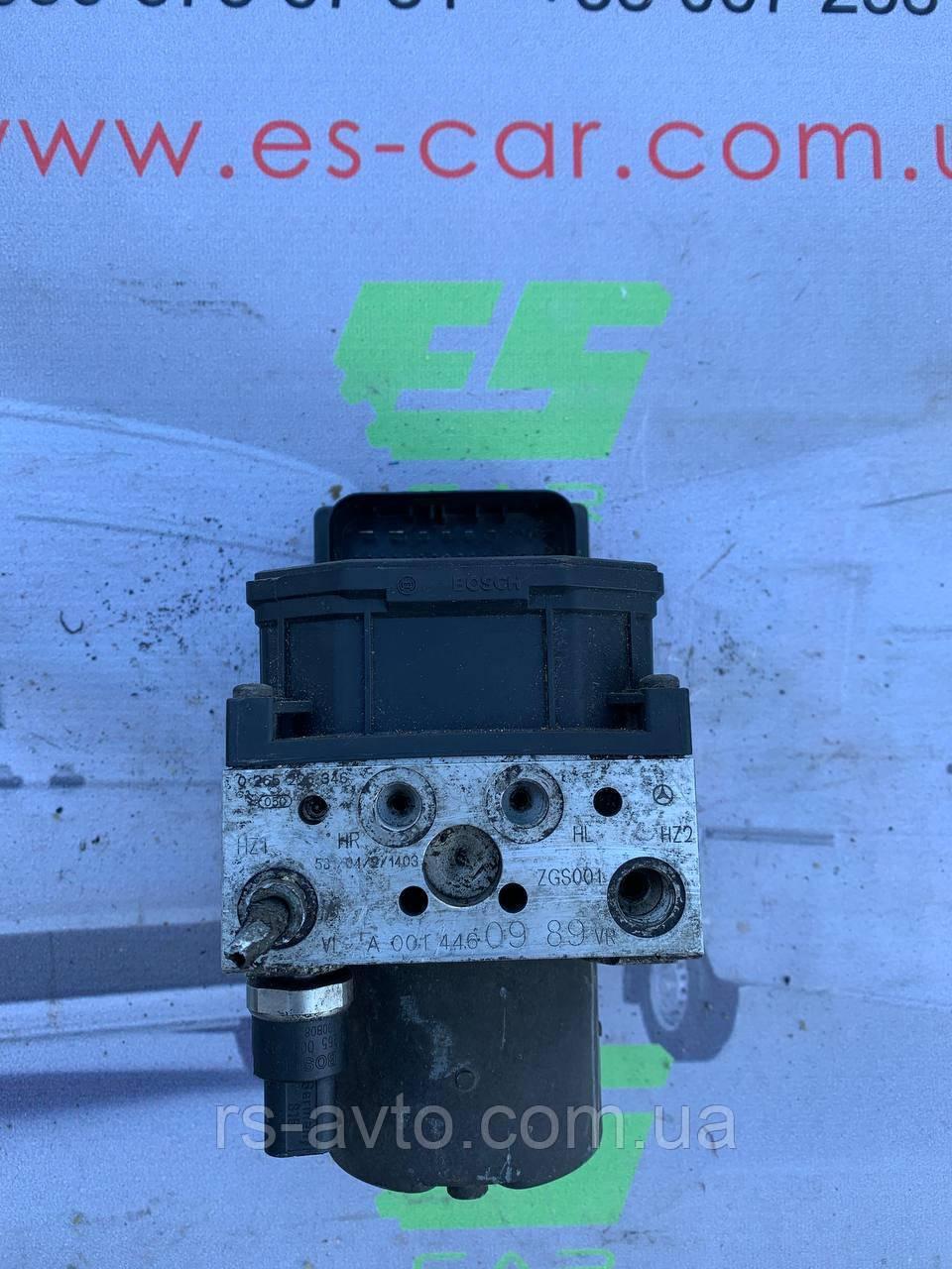 Блок ABS для Mercedes Vito Viano W639 A0014460989