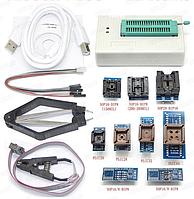 Программатор MiniPro TL866II Plus + 10 адаптеров