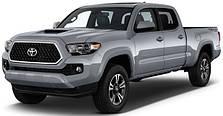Защита двигателя на Toyota Tacoma II (2004-2015)