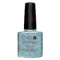 СND Shellac Aurora Glacial Mist, бирюзово-голубой с глиттером 7,3 мл