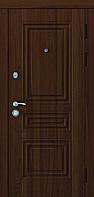 Двері вхідні SARMAK Мадрид Стандарт 860 L/Дуб тютюн
