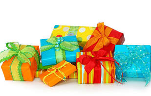 Подарки и товары для праздников