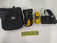 Петли TRX функциональный тренажер PRO PACK P3 HOME FI-3726-05, черный-желтый