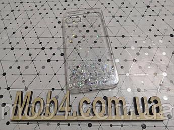 Силиконовый чехол накладка Звездная пыль для Realme C2