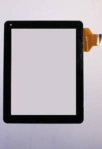 """Оригинальный сенсор (Тачскрин) для планшета 9.7"""" BMORN V99 54pin (236х183mm) (Черный)"""