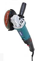 Угловая шлифмашина болгарка с низким уровнем вибрации и шума Зенит Профи ЗУШ-125-1100 рс 840543