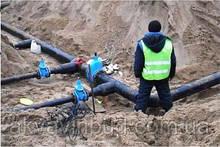 Монтаж водопостачання. Сільський водогін під ключ