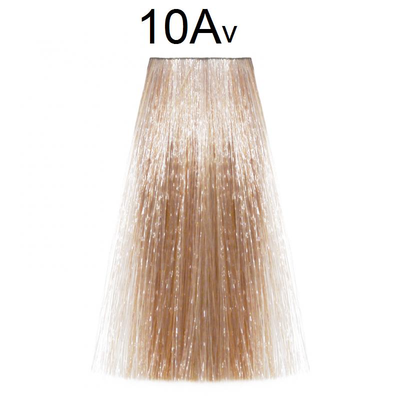 10Av (очень-очень светлый блондин пепельно-перламутровый) Стойкая крем-краска для волос Matrix Socolor.beauty