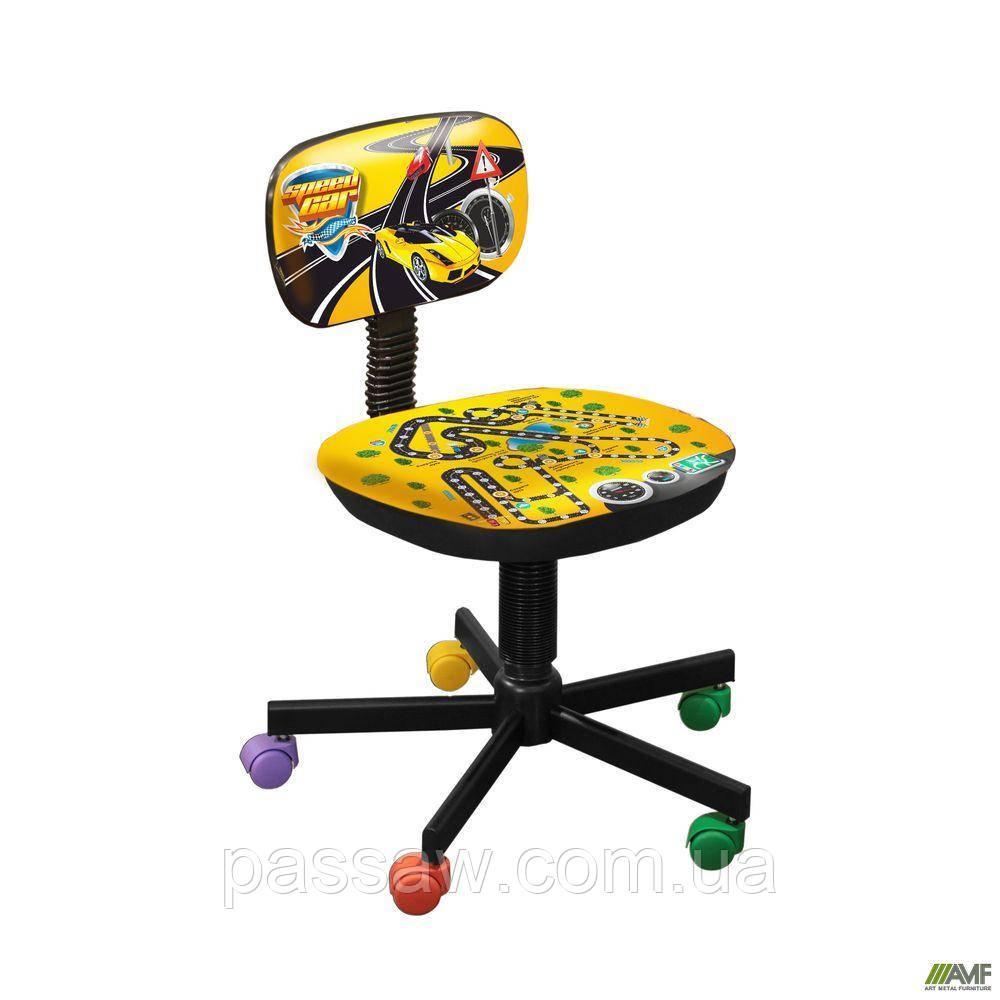 Крісло дитяче Бамбо дизайн Гра. Гонки