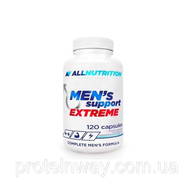 Трибулус комплекс AllNutrition MEN`S support EXTREME 120 капс