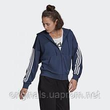 Женская толстовка adidas Essentials 3-Stripes GL1463 2021
