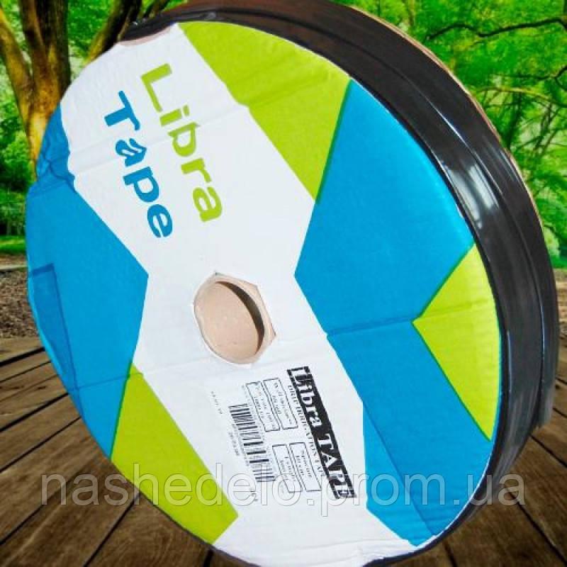 Капельная лента  Либра Тейп (Libra Tape) 8 х 20  (300 м) 1,0 л\ч ЩЕЛЕВАЯ