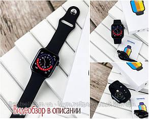 Смарт часы наручные  Modfit NK03 All Black черные / смарт часы модфит, фото 2