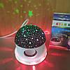 Диско шар LED Crysal Magic Ball Light BLUETOOTH, фото 8