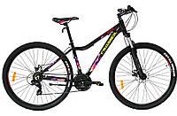 Женский велосипед алюминиевый ANGEL 29 дюймов 16,5 рама Кроссер, фото 1