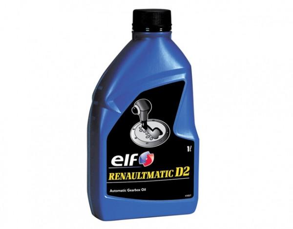 что за жидкость renaultmatic d3 syn