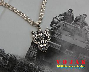 """Срібний Кулон """"Батальйон Кульчицького"""" ( батальйон Кульчицького - НГУ)"""