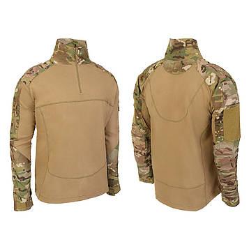 Рубашка тактическая Убакс COMBAT SHIRT CHIMERA Мультикам