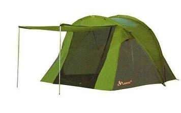 Палатка, четырех, 4, местная, двухслойная, с козырьком, качественная, водостойкая, надежная, удобная
