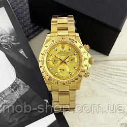 Наручний годинник Rolex Daytona Metal Automatic Gold