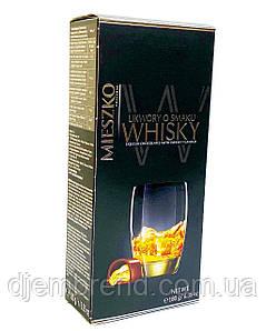 Цукерки Mieszko Whisky шоколадне праліне з начинкою Віскі, 180 г