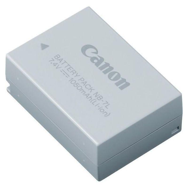 Аккумулятор для фотоаппарата Canon NB-7L (1050 mAh)
