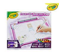 Crayola Light-Up Tracing Pad Pink Планшет з підсвіткою Планшет с подсветкой Крайола
