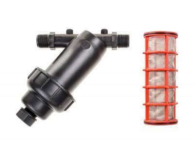 """Фільтр 10 м. куб/год 1 1/4"""" Сітка, фото 2"""