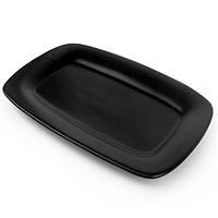 Блюдо сервировочное Stenson Black Classic MC-3649-12 30.5х20.5 см
