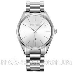 Наручний годинник Mini Focus MF0050G Silver-White