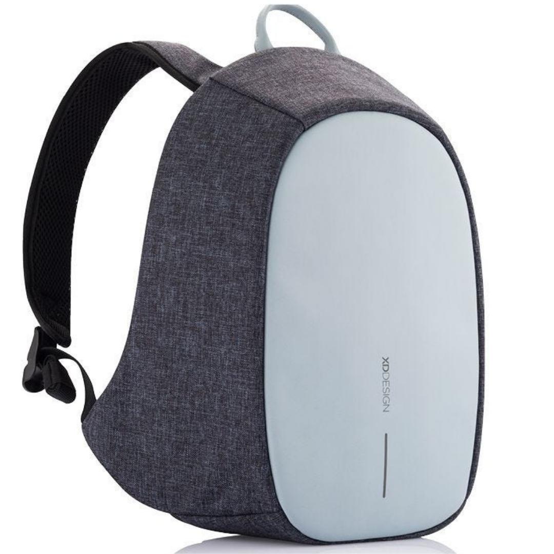 Женский рюкзак XD Design  Cathy Anti-harassment Backpack Blue рюкзак-антивор